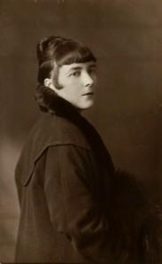 NPG P1009; Katherine Mansfield by John Herbert Folker